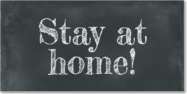 co0053 Stay at home